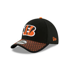 New Era NFL CINCINNATI BENGALS Authentic 2017 Sideline 39THIRTY Stretch Fit Game