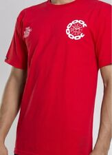 Crooks & Castles T.R.E Grill Tee - True Red