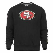 New Era - NFL San Francisco 49ers Team Logo Sweatshirt - black