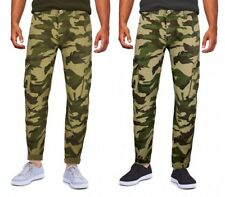 LC-22 Pantalon cargo camouflage NEW BRAMS pour homme REFERENCE poches laterales