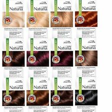 Joanna Soft Color Naturia Hair Colour Shampoo Dye Sachet 4-8 Washes Colour Temp.