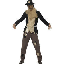 Adult Mens Goosebumps The Scarecrow Halloween Fancy Dress Costume Outfit 42942