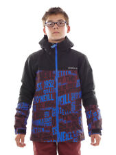 O` Neill SCI GIACCA SNOWBOARD Hubble Rosso stampa Hype rdry WP 10.000mm