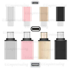 USB Type-C to USB Adapter AND USB Type C to Micro USB Adapter Convert....NEW!