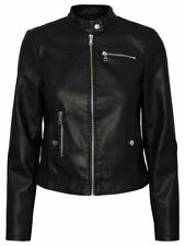 Vero Moda Women's Vmchanine Short Pu Boos Jacket