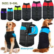 2018 Dog Puppy Pet Warm Insulated Padded Coat Thick Winter Puffer Jacket Clothes