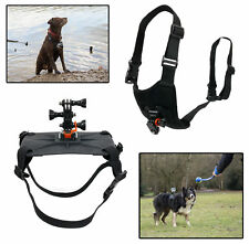 Dog Chest and Back Mount for All GoPro Models (4, HERO, 3+, 3, 2, 1, HD)