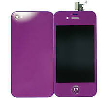 100% New Full LCD Display Touch Screen Digitizer Assembly For iPhone 4