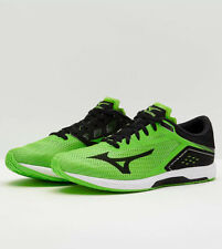 Mizuno Scarpe Corsa Running Shoes Sneakers Trainers Wave Sonic Uomo Verde