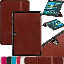 fin Pliable Etui Clapet Support CUIR POUR IPAD 6/5/4/3 / 2 SAMSUNG TAB NOTE