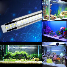 étanche LED aquarium lampe marine submersible plante brillant BARRE Lumières