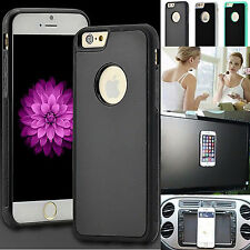 Shockproof Anti Gravity Case Sticky Suction Selfie Cover For iPhone 8/7/6 8 Plus