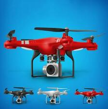 Wide Angle Lens HD Camera Quadcopter RC Drone WiFi FPV Live Helicopter Hover Toy