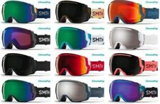 SMITH OPTICS I / O7 SEVEN sci occhiali da snowboard chromapop NUOVO