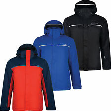 Dare2b Steady Out Ski Jacket Mens Waterproof Breathable Insulated S - 8XL