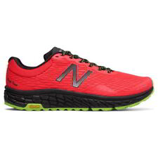 Zapatillas Running New Balance Fresh Foam Hierro V2 Rojo-Negro