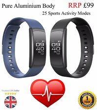FITNESS TRACKER SMART WATCH BAND HEART RATE MONITOR PEDOMETER 25 SPORTS MODES