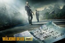 The Walking Dead Gonna Need Rick Grimes Poster