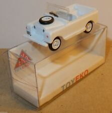 MICRO TOY EKO TOYEKO HO 1/86 1/87 MADE IN SPAIN LAND ROVER COURT REF 2033 in BOX