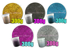 MIX COLORI NAIL ART GLITTER POLVERE 4 GEL UV ACRILICA Decorazione Tips