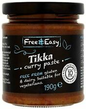 Free & Easy Gluten Free Tikka Curry Paste 198g
