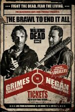 The Walking Dead Fight Maxi Poster 61 x 91,5 cm
