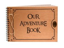 Our Adventure Book, Scrapbook, Card Pages, Family Photo Album, Disney Up, Blank