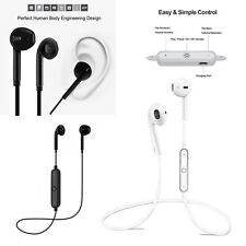 New Bluetooth 4.1 Wireless Headphones Earphone Headset Stereo MIC In Ear Sports