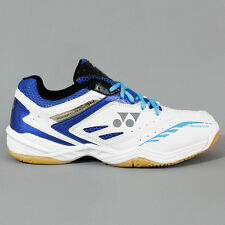 Yonex Power Cushion SHB-34EX Badminton Shoes White / Blue