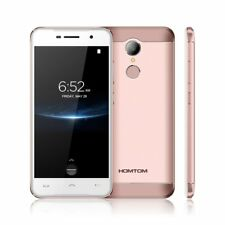 """Homtom HT37 Pro 5.0"""" 3GB+32GB Unlocked Android 7.0 4G Mobile LTE Smart Phone GT"""