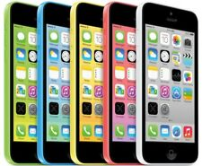 Apple iPhone 5C 8GB 16GB 32GB Unlocked White/Red/Green/Blue/Yellow WARRANTY
