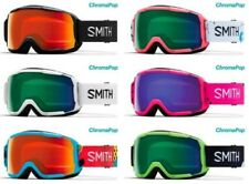 SMITH OPTICS Grom Junior esquí gafas de snowboard ChromaPop NUEVO