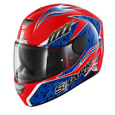 SHARK d-skwal FOGARTY RBB moto casque moto intégral toutes tailles
