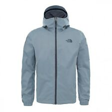 the Norte Face M Quest Chaqueta Impermeable Gris Negro Heather t0a8aznrs
