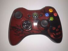Xbox360 Controller Wireless - Orig. 100% Microsoft - Edition GEARS OF WAR - GOW