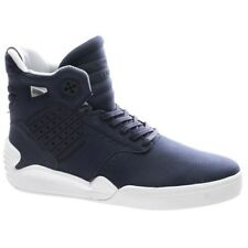 Supra Shoes. Supra Mens Shoes. Skytop IV Navy/White Shoe S99021. £20 OFF RRP.