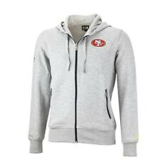 New Era NFL SAN FRANCISCO 49ers Team Full Zip Pullover NEU/OVP
