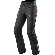 REV'IT! Horizon 2 NOIR TEXTILE TOURING MOTO Pantalon revit