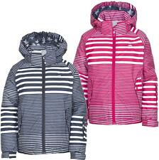 Trespass Oakle Kids Ski Jacket Waterproof Insulated Breathable