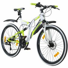 26 Inch MTB Fully Galano Voltage DS Mountain Bike Disc Brakes Boys' Bicycle