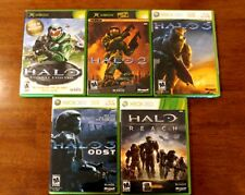 HALO XBOX & XBOX 360 GAMES UK SELLER FAST POSTAGE