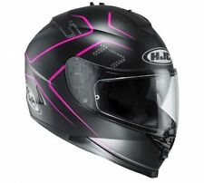 HJC CASCO INTEGRALE IS17 LANK MC8SF VISIERINO PARASOLE VARIE TAGLIE