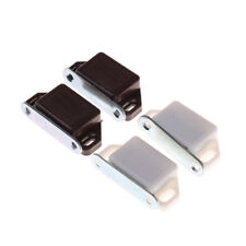 2pcs magnetic catch cupboard door latch white cabinet catch magnet strong jx