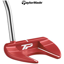 TaylorMade Golf TP Red Collection Ardmore 2 Putter with superstroke grip