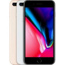 Apple iPhone 8 PLUS 64GB IOS Smartphone Handy ohne Vert Retina A11 Bionic 4K