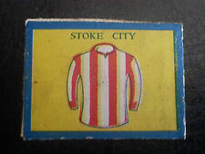 FOOTBALL : Rare DC Thomson SKIPPER FLAGS 1933 trade card soccer selection