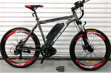 2018 model Pedalease electric mountain bike 48v 750w mid drive motor Lithium 🔋