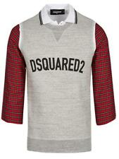 DSQUARED T-Shirt S71GD0464S23033 weiss 100% Baumwolle / Cotton