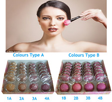 Lady Pressed Face Makeup Cosmetic Powder Palette Blush Blusher Palette 8 Colours
