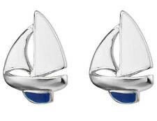 Boating Yachting Sailboat Sail Boat Sailing Yacht Cufflinks by CUFFLINKS DIRECT